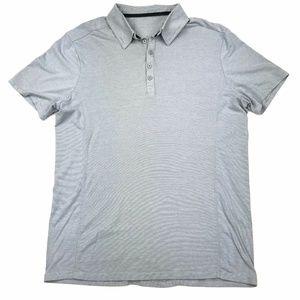 Hylete Icon II Quad-Blend Polo Shirt L